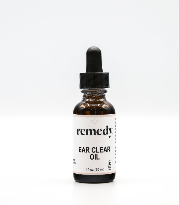Ear Clear Oil, 1 oz