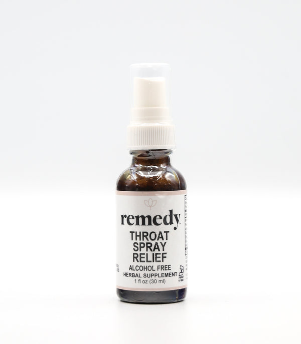 Throat Relief Spray, 1 oz