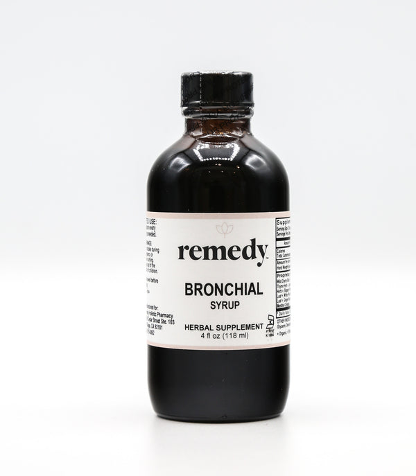 Bronchial Syrup, 4 oz