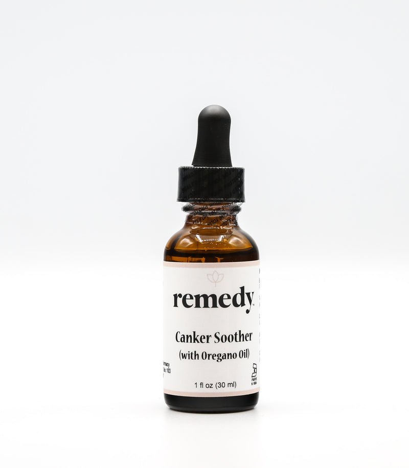 Canker Soother with Oregano Oil, 1 oz