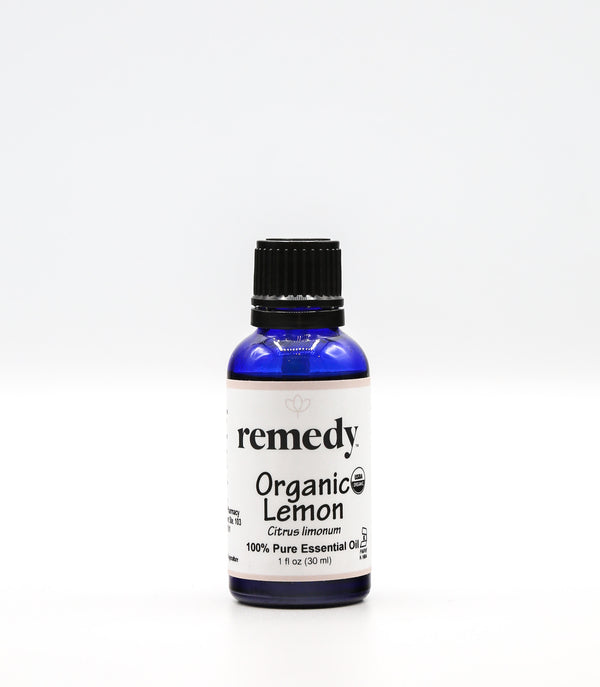 Lemon Essential Oil, 1 oz