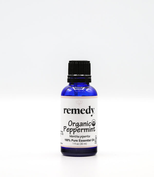 Peppermint Essential Oil, 1 oz