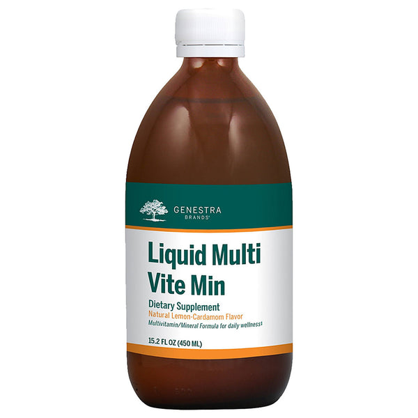 Liquid Multi Vite Min Liquid, 15.2 oz