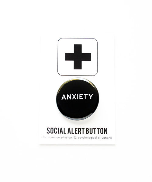 Pin, Anxiety 1ct