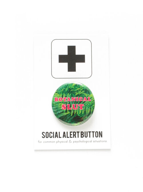 Pin, Botanical Slut 1ct