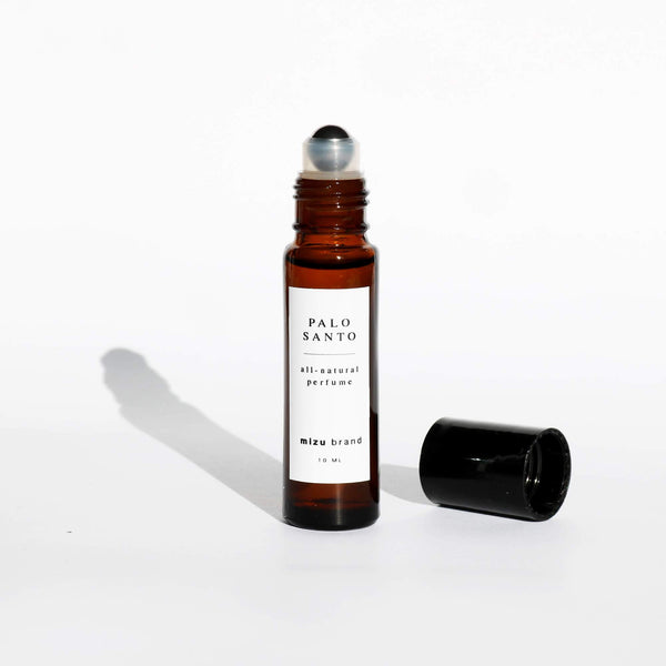 Palo Santo All Natural Roll On Perfume Oil, 10 ml