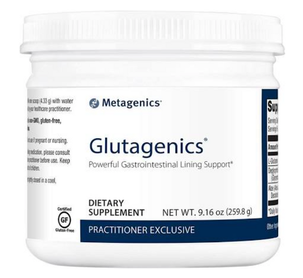 Glutagenics Powder, 9.16oz