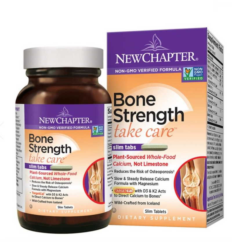 Bone Strength Take Care Tablets, 120 ct