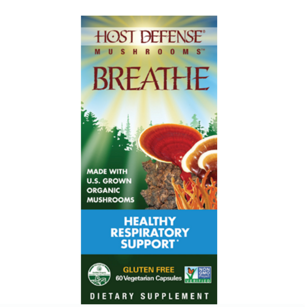 Breathe Capsules, 60 ct