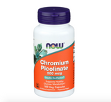 Chromium Picolinate Capsules,100ct