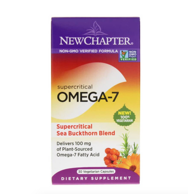 Supercritical Omega 7 Capsules, 30 ct
