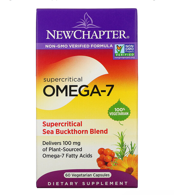 Supercritical Omega 7 Capsules, 60 ct