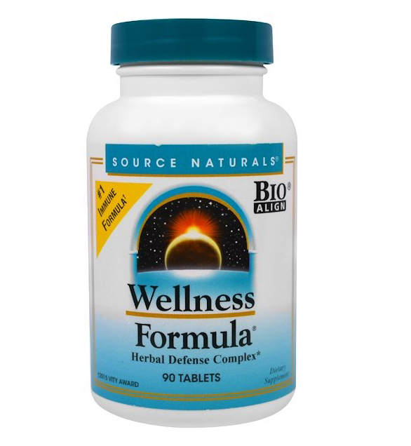 Wellness Formula Tablets, 90 ct