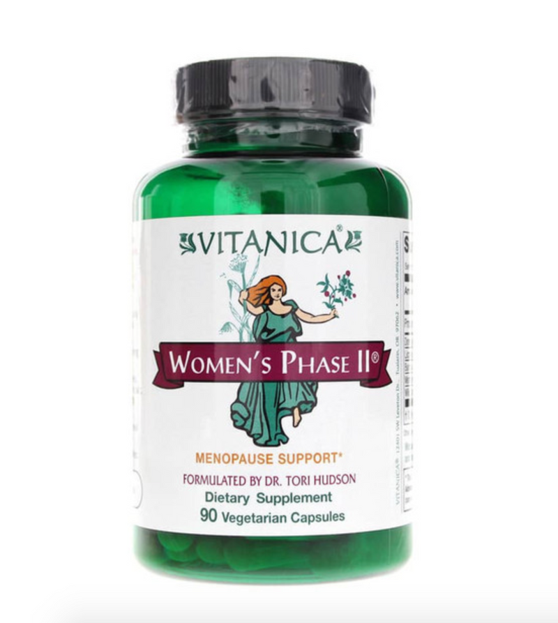 Women's Phase II Capsules, 90 ct