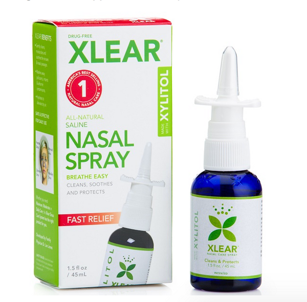 Xlear Nasal Spray, 1.5 oz