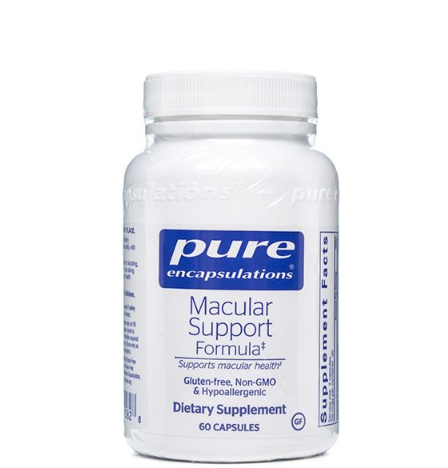 Macular Support Capsules, 60ct