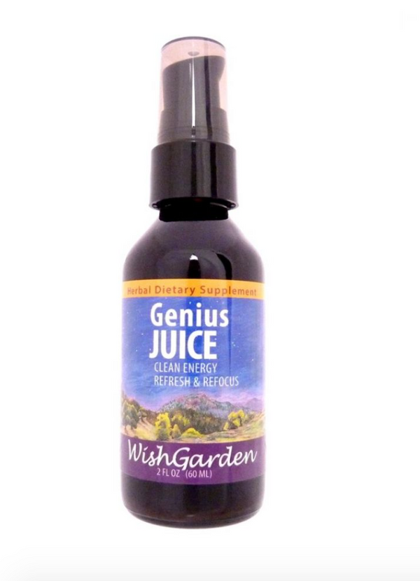 Genius Juice, 2 oz