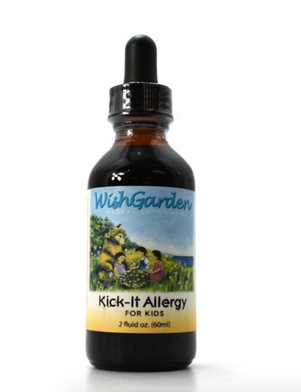Kick-It Allergy for Kids, 2 oz