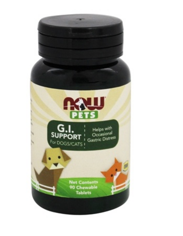GI Support for Dogs/Cats, 90 ct