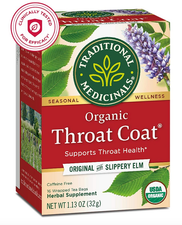 Throat Coat Tea, 16ct