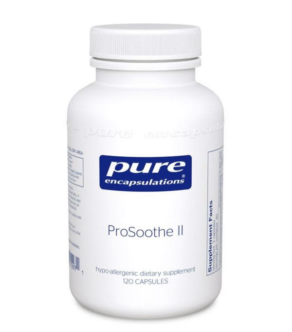 ProSoothe II Capsules, 120 ct