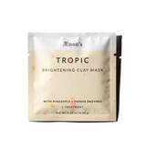 Tropic Brightening Clay Mask, 5 ct