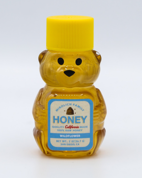 Honey Bear Baby Wildflower, 2 oz