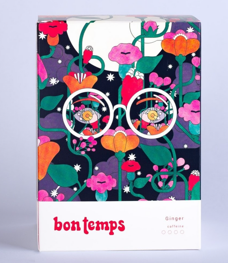 Bon Temps Ginger Teas Bags, 20 ct