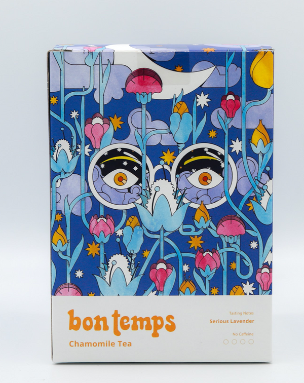 Bon Temps Chamomile Tea Bags, 20 ct