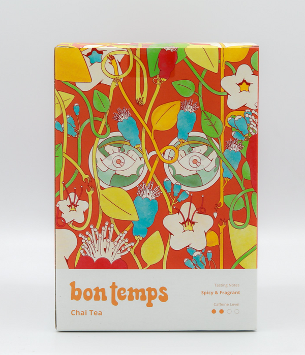 Bon Temps Chai Tea Bags, 20 ct