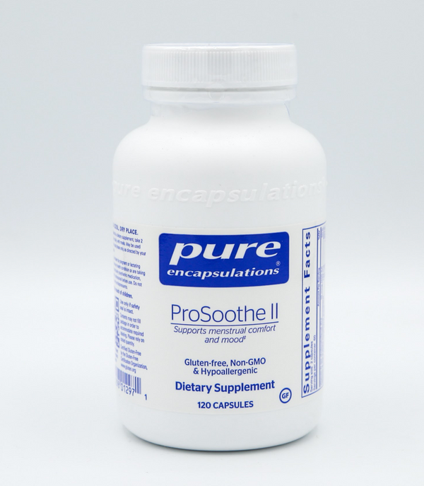 ProSoothe II Capsules, 120ct
