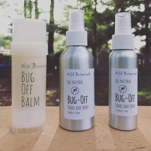 Bug Off, 4oz