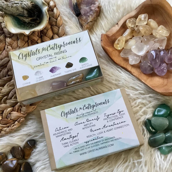 Crystals for Entrepreneurs