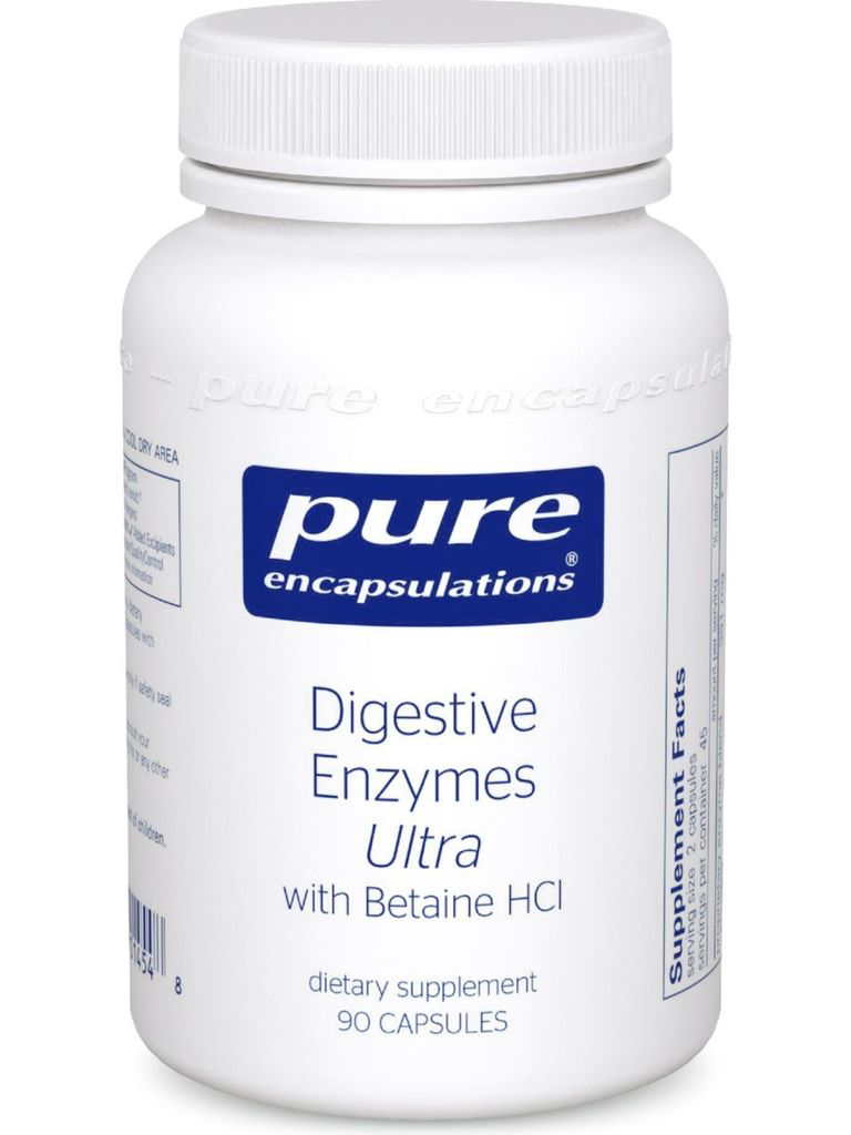 Digestive Enzymes Ultra with Betaine HCL