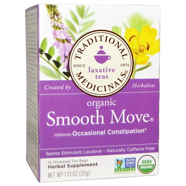 Smooth Move Tea, 16ct