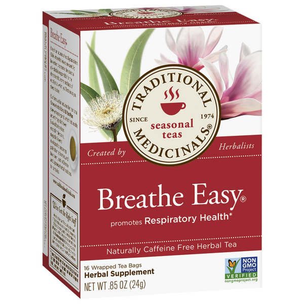 Breathe Easy Tea, 16ct