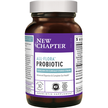 Probiotic All Flora Capsules, 60 ct