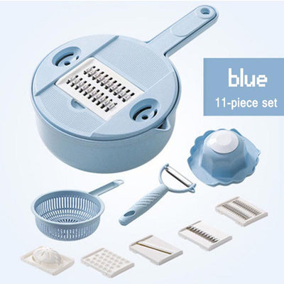 11 In 1 Multifunctional Easy Food Chopper