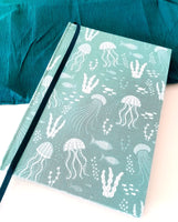 Under the Sea Handmade Journal - A5
