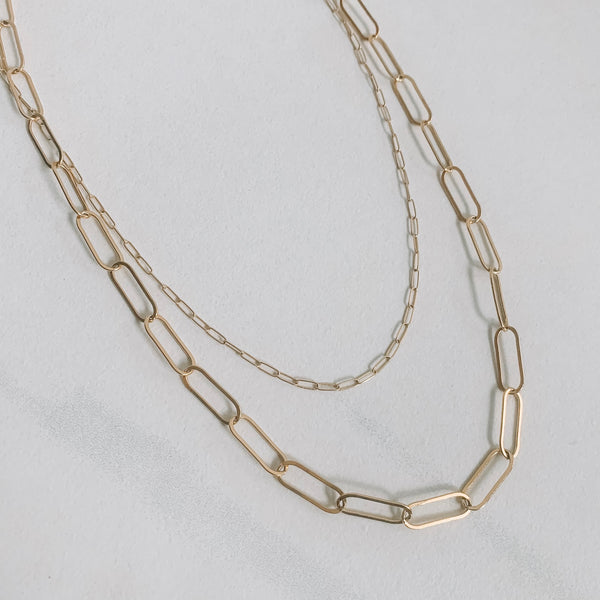 Elongated Chain Set