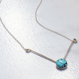 Cab V Necklace