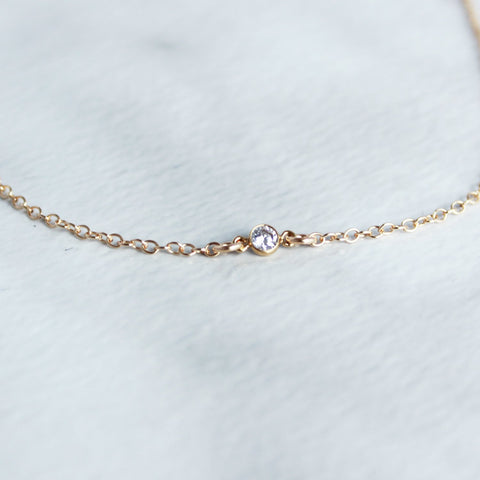 Little Star Necklace-M.Liz Jewelry