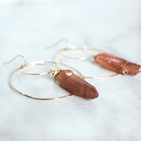 The Insider 2.0 Earrings-M.Liz Jewelry