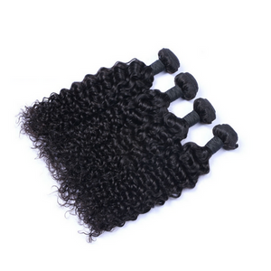 Peruvian Kinky Curly Bundle Deal
