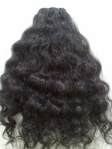 Raw Indian Natural Curly Hair