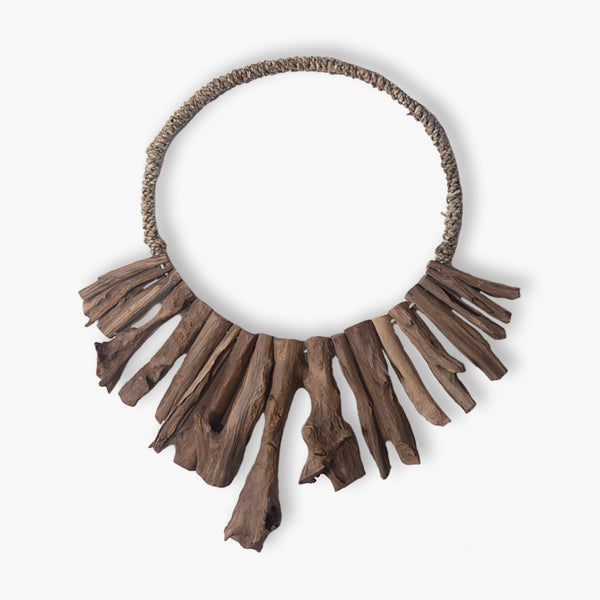 Tare Driftwood Necklace L