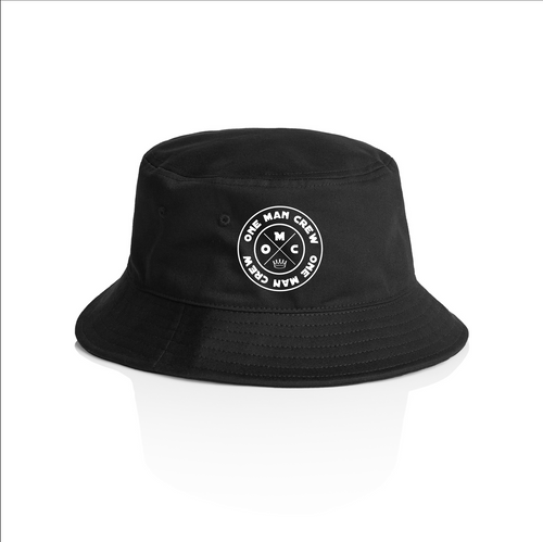 One Man Crew - Bucket Hat