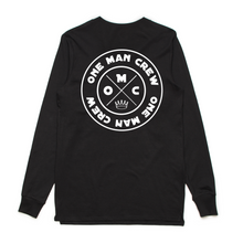 Load image into Gallery viewer, One Man Crew - Organic Long Sleeves