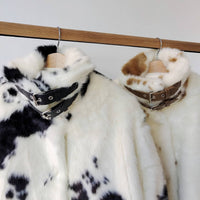 Faux fur jacket 3034