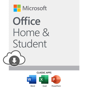 Microsoft Office Home and Student 2019 30 days - 122.99